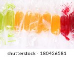 tasty candies close up | Shutterstock . vector #180426581