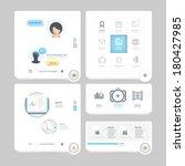 infographics elements ...