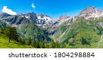 high mountains of hohe tauern... | Shutterstock . vector #1804298884