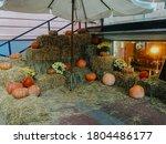 Halloween Street Decor....