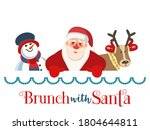 fun seasonal poster. cartoon... | Shutterstock .eps vector #1804644811