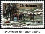 Usa   Circa 1976  A Postage...