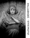 Genoa  Italy   June 2020  Angel ...