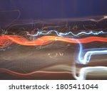 Long Exposure Signature Lights...