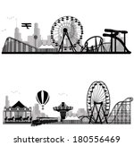 vector illustration.roller... | Shutterstock .eps vector #180556469