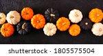 Autumn pumpkin banner halloween ...
