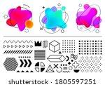 Shapes Geometric Design...