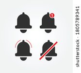 notification icon  bell icon...