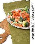 Frozen Mixture From Vegetables...