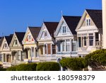 painted ladies san francisco...
