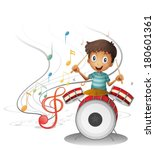 alone,background,boy,cartoon,child,clef,clip-art,clipart,design,drawing,drum,drummer,drummerboy,friendly,g-clef