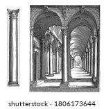 Column Of The Corinthian Order...