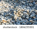 Rubble Or Gravel Background ...