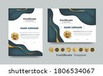 certificate of appreciation... | Shutterstock .eps vector #1806534067