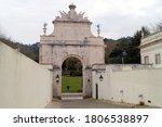 Sintra  Portugal   January 1 ...