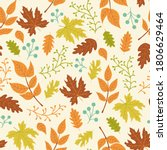 seamless repeat pattern swatch. ...   Shutterstock .eps vector #1806629464