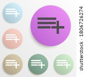 add playlist badge color set....