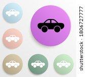 a car badge color set. simple...