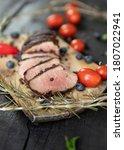 Goose Breast Christmas Roast...