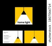 logo for home lighting shop.... | Shutterstock .eps vector #1807066714