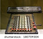 In Ancient Calculator Used For...
