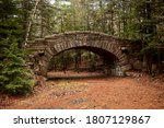 Bridge For Carriage Road In...
