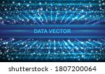 speed connection vector... | Shutterstock .eps vector #1807200064