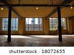 Old Brick Building Is Under...