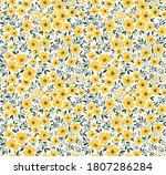 seamless floral pattern for... | Shutterstock .eps vector #1807286284