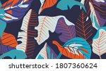 luxury golden art deco...   Shutterstock .eps vector #1807360624