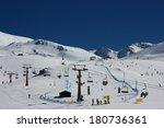 sierra nevada  spain   march... | Shutterstock . vector #180736361