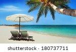 beautiful nature | Shutterstock . vector #180737711
