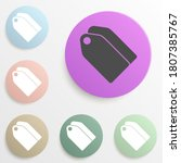 tags badge color set. simple...