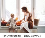 Minimalist Style Family With...