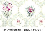 seamless turkish colorful... | Shutterstock .eps vector #1807454797