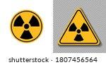 Radiation Hazard Sign  Symbol ...