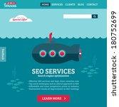 Flat Design Vector Website...
