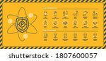 routes of transmission  signs...   Shutterstock .eps vector #1807600057
