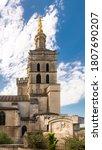 Avignon  The Palais Des Papes ...