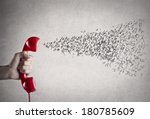 too many words | Shutterstock . vector #180785609