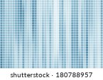 abstract azure blue square tile ... | Shutterstock . vector #180788957