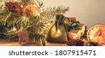 Christmas Background Zero Waste ...