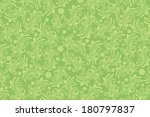 excellent floral background | Shutterstock .eps vector #180797837