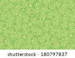 excellent floral background | Shutterstock .eps vector #180797837