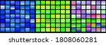 bright gradients set of ui...