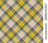 tartan scotland seamless plaid... | Shutterstock .eps vector #1808142967