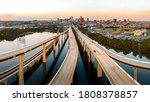 Baltimore City Seen From The...