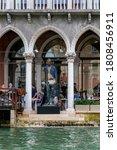 Venice  Italy   August 22  2019 ...