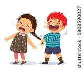 vector illustration cartoon of...   Shutterstock .eps vector #1808590027