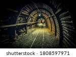 Dark Tunnel  Old Mine Adit....